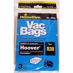 Hoover Vacuum Bags Type R30 by DVC