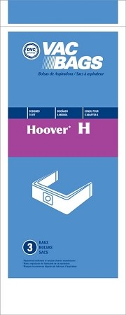 Hoover Vacuum Bags Type H by DVC