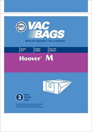 Hoover Vacuum Bags Type M by DVC